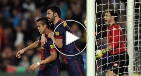 برشلونة يعود لدرب الانتصارات بعد فوزه على لاكارونيا 2-0