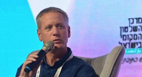 ضمن مشاركته في مؤتمر السلطات المحلية بتل أبيب، عوفيد نور يتحدث عن تجربة الجلبوع بموضوع الطاقة