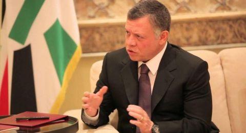 الملك عبدالله: القضية الفلسطينية قضية الأردن المركزية