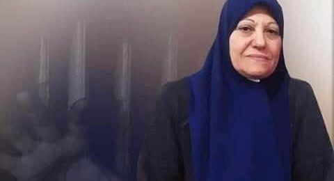 قرار بالإفراج عن الأسيرة سهير البرغوثي والدة الشهيد صالح