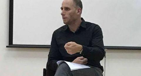 رون جيرلتس لبكرا: شطب قائمة التحالف العربية سجل خطير وجديد ضد العرب