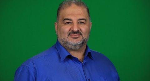 د. منصور عبّاس لـ