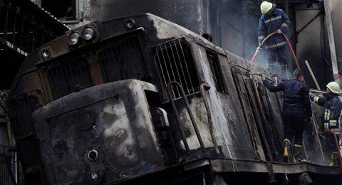 رئيس نادٍ رياضي يتبرّع بـ 10 ملايين جنيه لضحايا قطار مصر