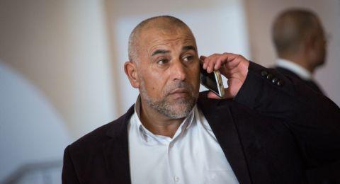 إصابة النائب طلب أبو عرار ونجله بحادث طرق مروع في النقب