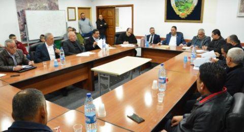 كفر مندا: المجلس المحلي يفشل بالمصادقة على ميزانيتة 2019