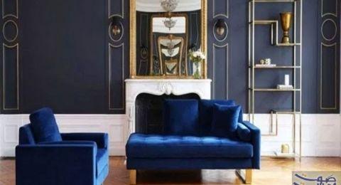 أهم النصائح لتوظيف اللون الأزرق في ديكور المنزل