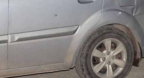 دبورية: اطلاق نار على منزل ومركبة الزميل احمد عزايزة