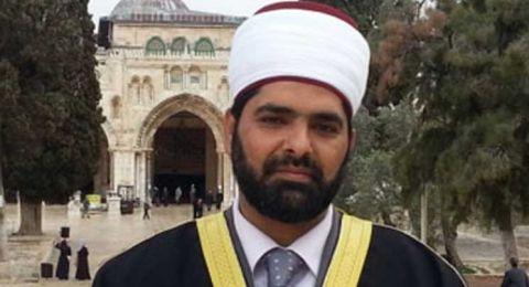 مدير المسجد الأقصى:  باب الرحمة سيبقى مفتوحا والاعتقالات لن تخيفنا