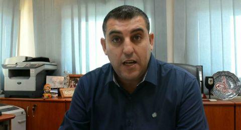حسام أبو بكر ينتقل ليدير التأمين الوطني في العفولة، ويتحدث عن التحديثات في الناصرة!