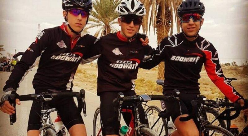 سباق وادي عربة .. راكبو الدراجات من الجلبوع والمنطقة يحققون انجازات رائعة