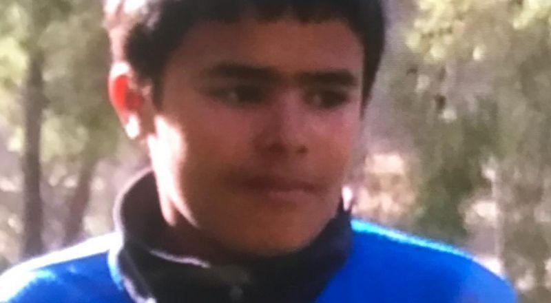 النقب: الشرطة تناشد بالبحث عن الفتى وليد سالم الحميدي