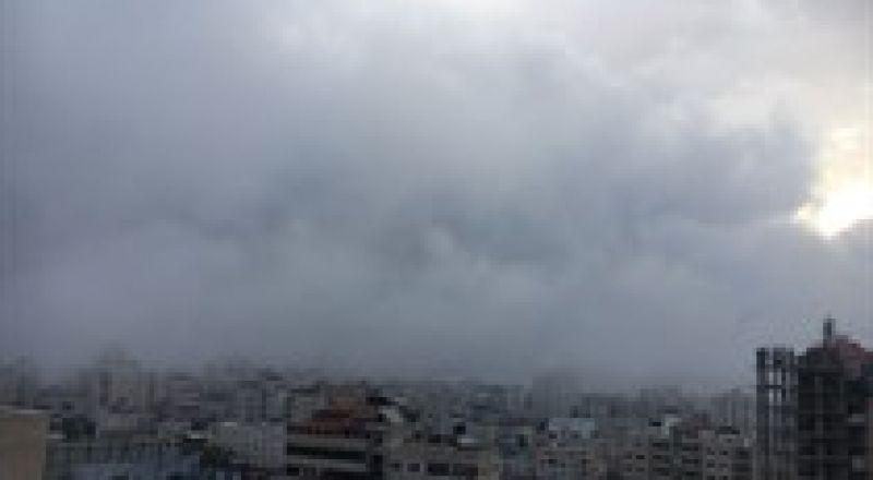 حالة الطقس: أجواء باردة وأمطار رعدية
