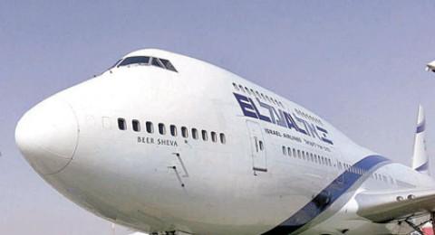 تقليص الرحلات الجوية بين اسرائيل ومصر الى رحلة واحدة اسبوعيًا