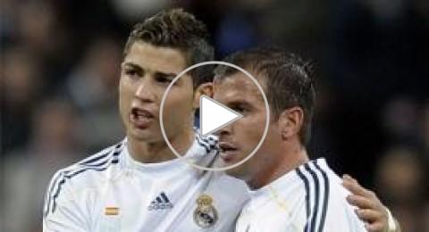 ريال مدريد يهزم توتنهام برباعية نظيفة