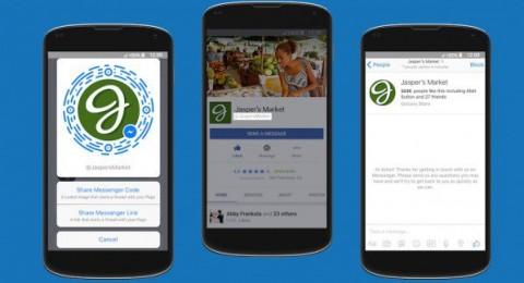 فيسبوك مسنجر بميزات الجديدة لصفحات الأعمال