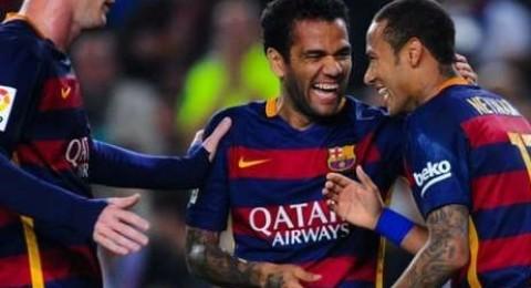 برشلونة يفشل في حل عقدة