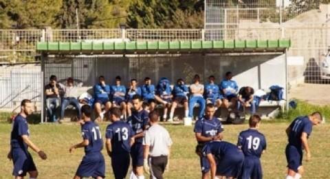 مباراة بئر المكسور- كفر كنا: توقيف 4 مشجعين واغلاق الملعب