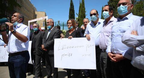سيكوي: ندعم مطالب السلطات المحلية العربية وندعو الحكومة الى بلورة الحلول وتحويل الميزانيات