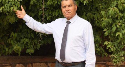 رئيس بستان المرج عبد الكريم زعبي يطالب تقديم دفع مخصصات التأمين الوطني