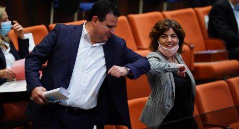 الكنيست: المعارضة تسعى لعرقلة اتفاق نتنياهو مع غانتس