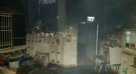 الكسيفة: اضرار جسيمة اثر اندلاع حريق بصفي بستان