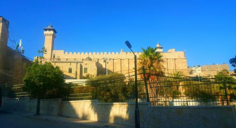 للتنفيذ.. مشروع استيطاني يسهل على المستوطنين زيارة الحرم الإبراهيمي