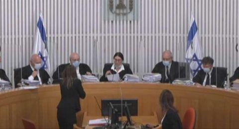 المحكمة العليا تبحث اتفاق الائتلاف بين نتنياهو وغانتس