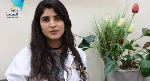 د. ياسمين ذياب من طمرة: أرى الكثيرين في الشوارع بدون كمامات وهذا مقلق!
