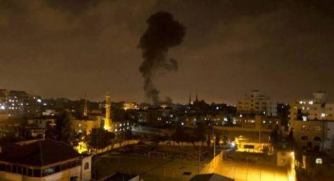 قصف مدفعي إسرائيلي لنقاط مختلفة في غزة
