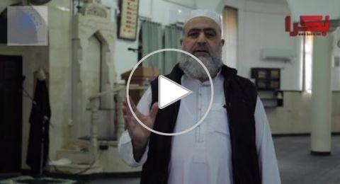 الشيخ رائد عبد الحميد: لا تجعلوا من رمضان مرتعًا لوباء كورونا