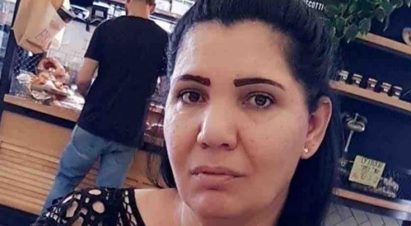 حيفا: السيدة سمية حسن مايا- قعدان، ضحية حادث الدهس من يوم أمس