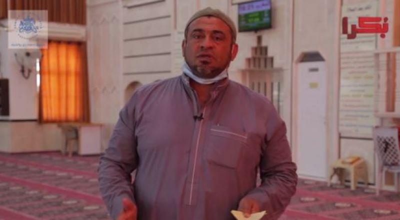 الشيخ خالد الدادا: يجب أن نكون حريصين على أرواحنا، والتعامل مع الكورنا بالتعقل
