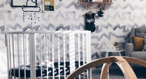 ديكورات مميزة توزع ضمن غرفة نوم أطفال من صفحات الانستقرام