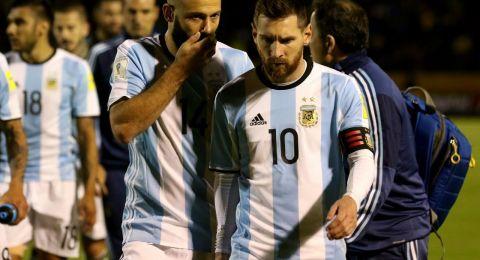 صدمة في إسرائيل: المنتخب الأرجنتيني يلغي زيارته والمباراة المزمع إقامتها بالقدس