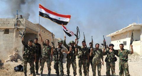 الجيش السوري يقضي على مجموعة من داعش حاولت التسلل إلى ريف دير الزور