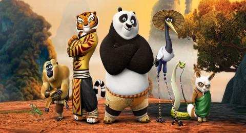 كونج فو باندا Kung Fu Panda 3 مدبلج