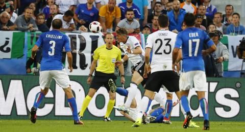 الإصابات تضرب المنتخب الألماني قبل موقعة المربع الذهبي