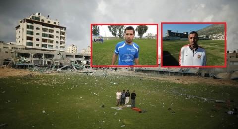 رياضيون ينادون بوقفة تضامنية ضد قتل الرياضيين في غزة