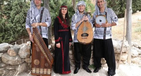 مركز يلّا للثقافة والفنون يمثل الناصرة في بلاد الشرق الاقصى