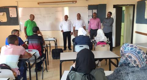 تشجيعا للتنافس والمدارس الأهلية النائب ابو عرار يفتتح السنة الدراسية في مدرسة عهد الأهلية للعلوم