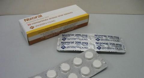 الصحة تسحب Nizoral لعلاج الفطريات من السوق
