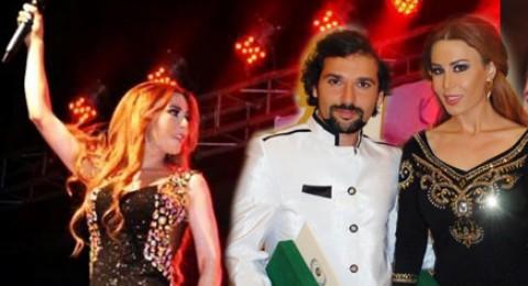 فيفيان مراد تلتقي الجمهور الباكستاني