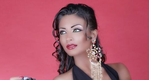 السندريللا اللبنانية بطلة مسلسل المرافعة في رمضان 2014