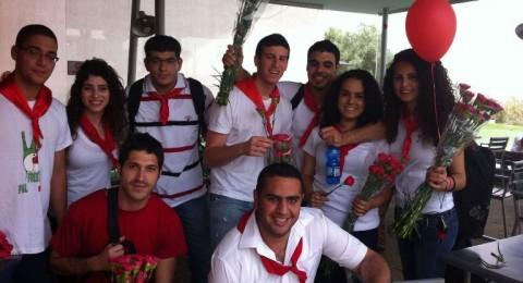 الجبهة الطلابية جامعة حيفا لإم ترتسو: صمتوا دهرًا ونطقوا سمًا زعافًا