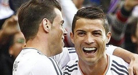 ثلاثية كريستيانو تقود ريال مدريد لفوز عريض على سوسيداد