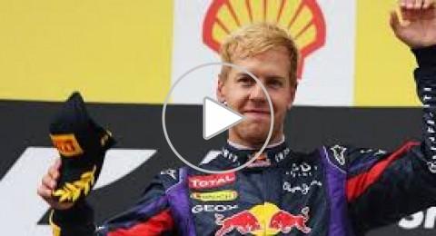 أبو ظبي: الألماني فيتيل من مجموعة (ريد بول) يفوز في سباق الفورمولا 1