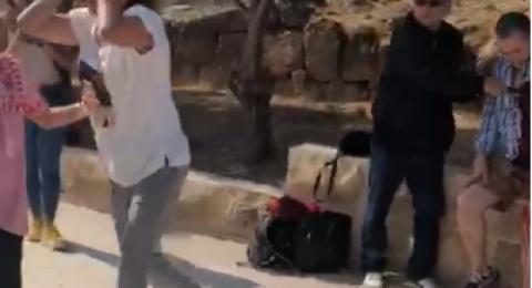 الاردن: طعن 3 سياح ورجل أمن ودليل سياحي