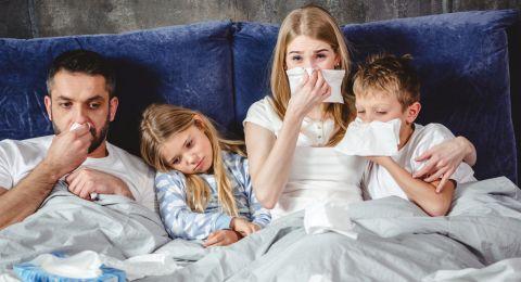 3 خرافات لا تصدقها عن مرض الإنفلونزا