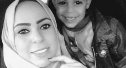 الاعلان عن وفاة تمارا الهمشري من قلنسوة لتلحق بابنها عمر جراء حادث طرق تعرضا له