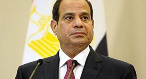 السيسي: تطوير سيناء أمن قومي